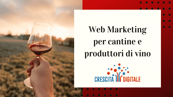 web marketing vino