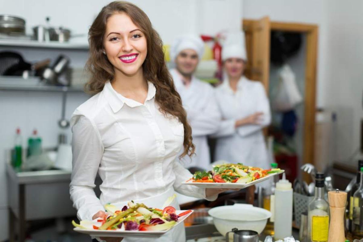 settore ristorazione