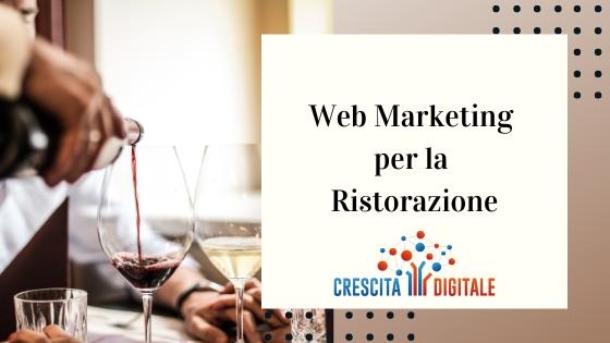 Web Marketing per la ristorazione